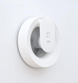 Uus PAX Sirocco ventilaator