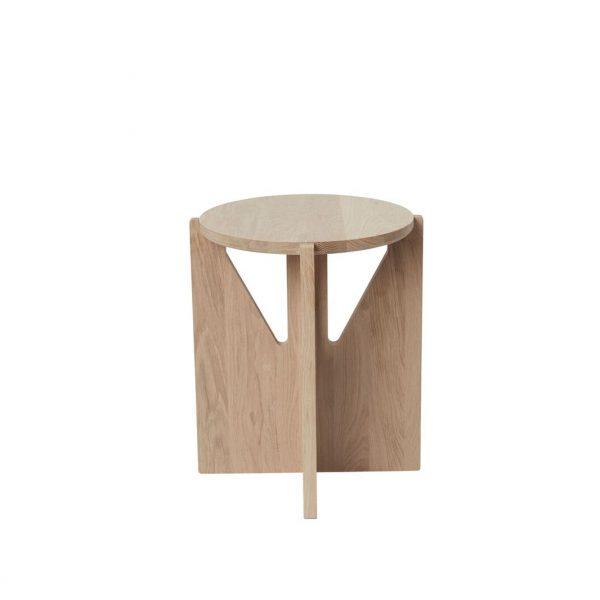 KRISTINA_DAM_stool_oak