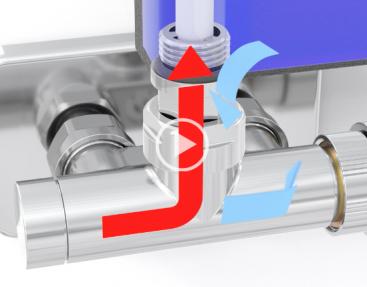 Käterätikuivati termostaatventiil – kuidas see töötab